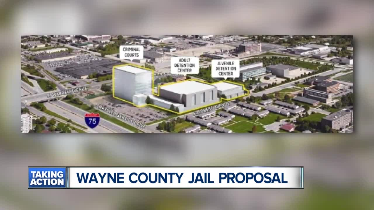 Wayne County completes initial review of Dan Gilbert's project