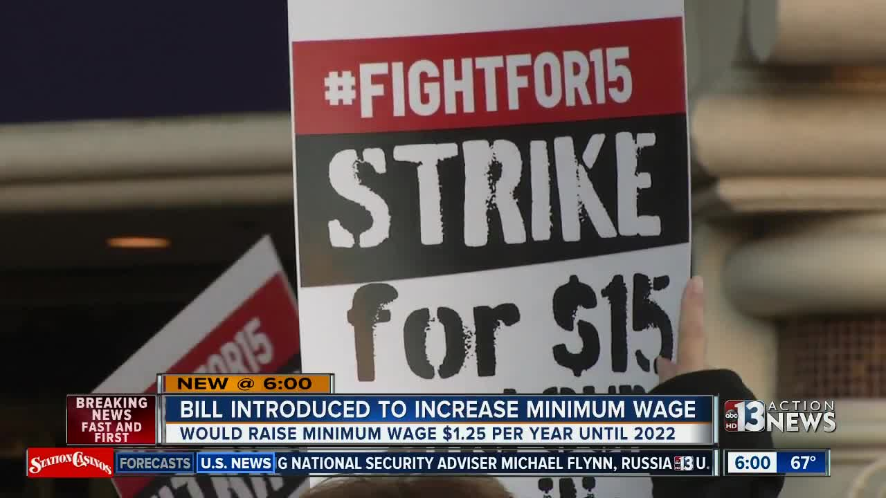 nevada minimum wage 2020