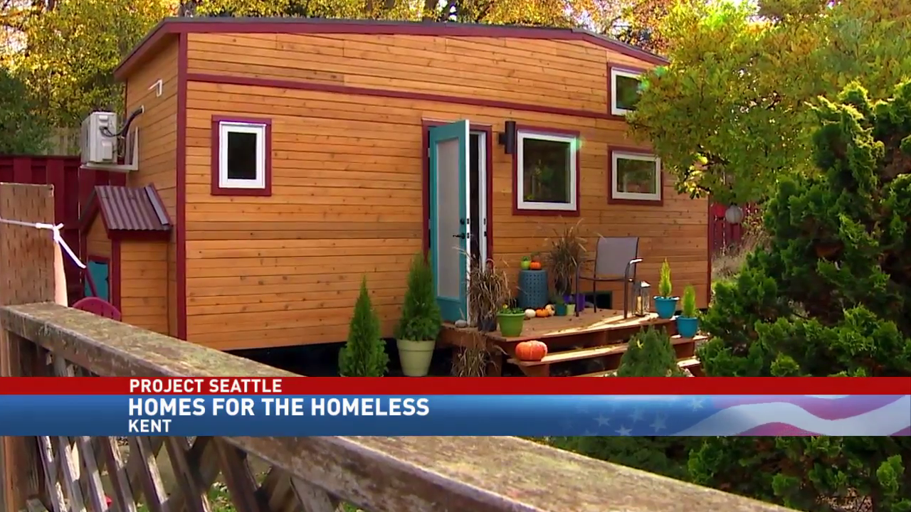 Seattle's pilot program may house homeless on your property temporarily