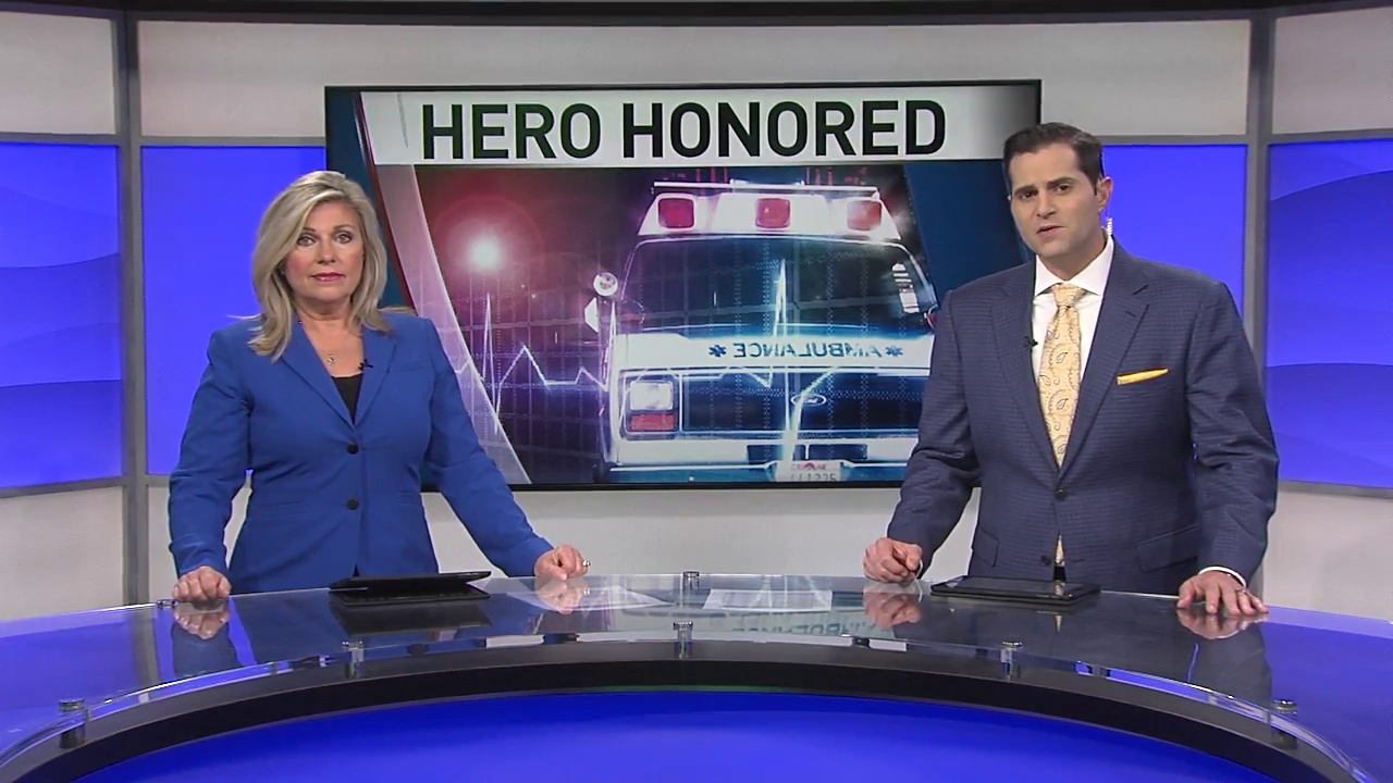 Hoover fire captain honored for saving officer's life