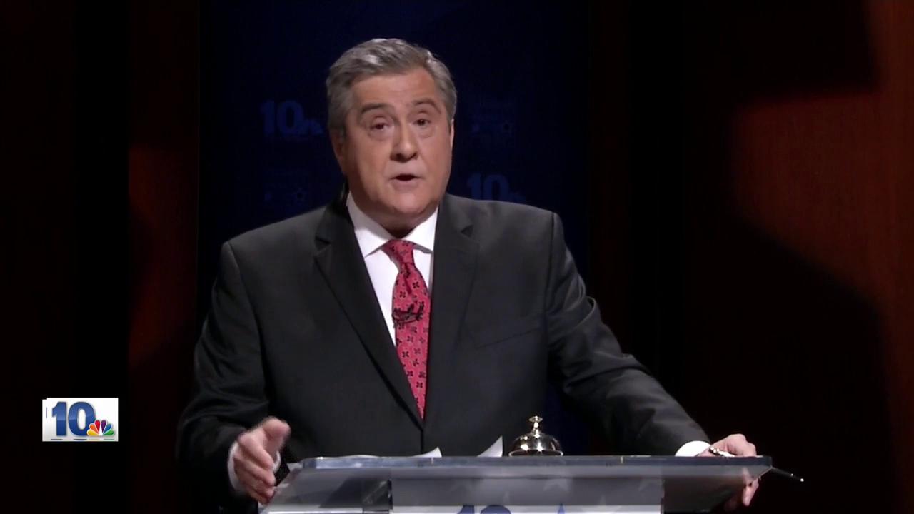 Video: Watch final debate in governor's race