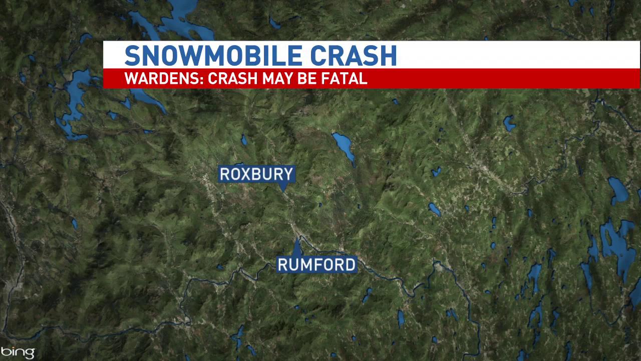 Wardens investigate deadly snowmobile crash