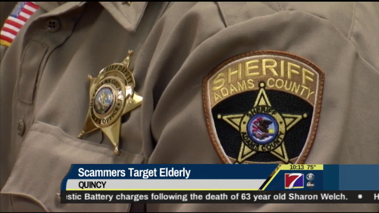 Scammers target the elderly