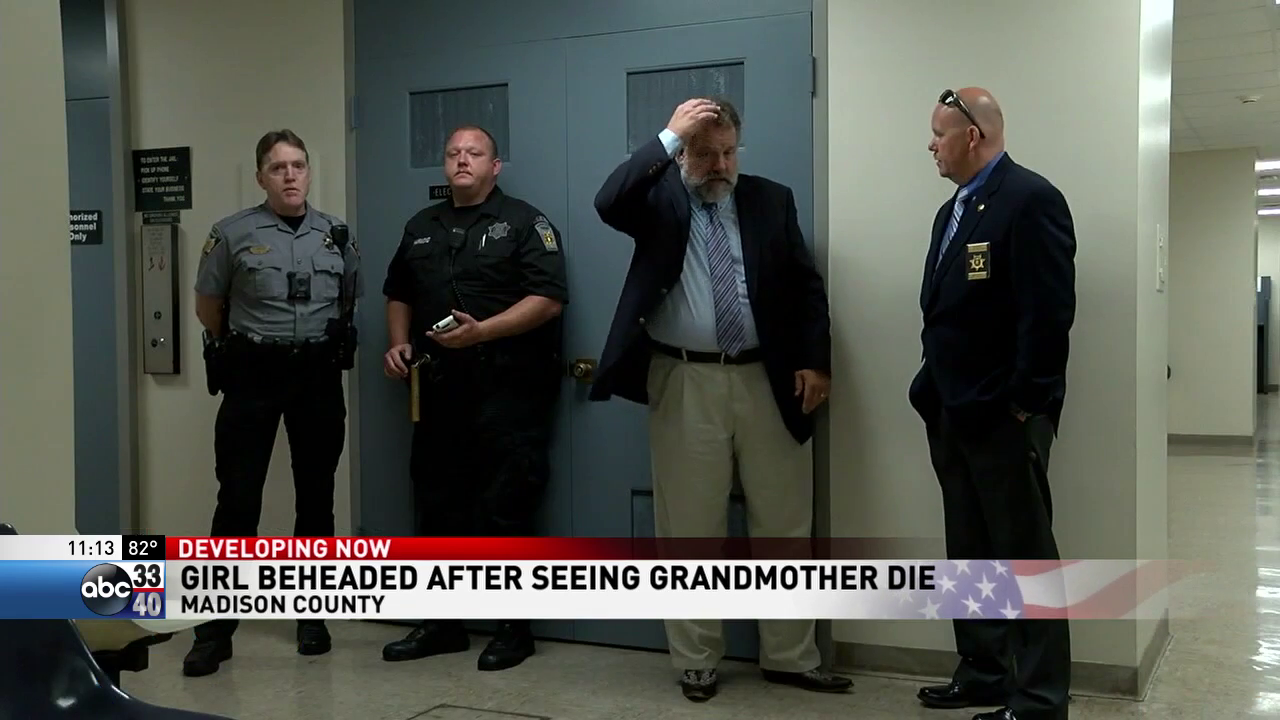 Investigator: Girl was beheaded after seeing grandmother die