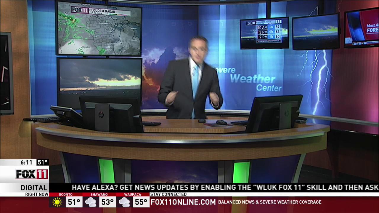 Green Bay Watch | News, Weather, Sports, Breaking News | WLUK
