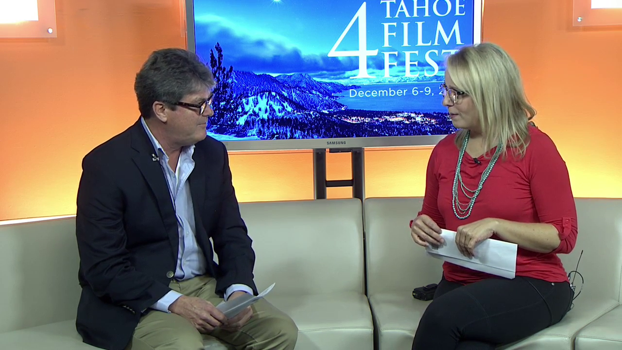 Several filmmakers introduce their works at the Tahoe Film Fest