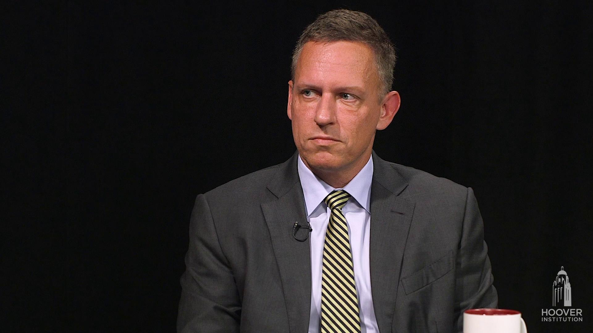 """Watch Uncommon Knowledge: Season 1, Episode 31, """"Peter Thiel on 'The Straussian Moment'"""" Online - Fox Nation"""