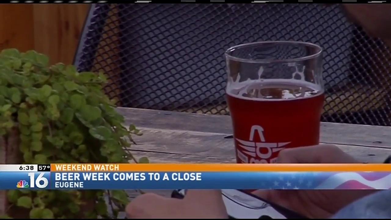Eugene Beer Week wraps up celebration of local craft beers