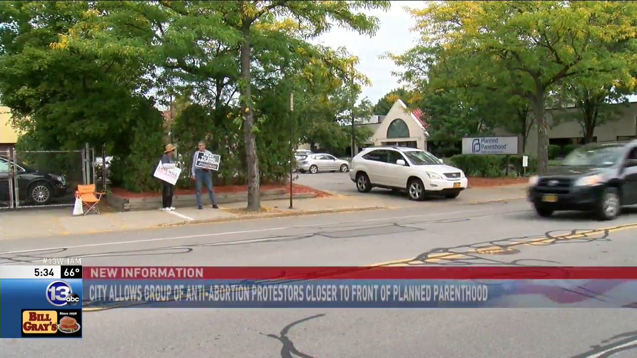City, AG's Office: Local protesters outside Planned Parenthood must adhere to buffer zone