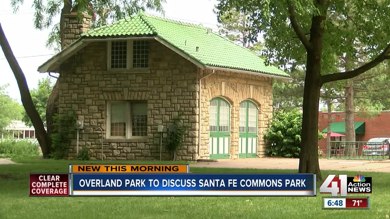Overland Park wants your ideas on how to redesign Santa Fe Commons ...