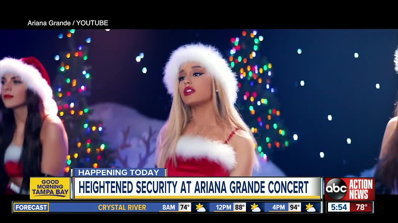 Ariana Grande Forced to Postpone Shows Due to Illness