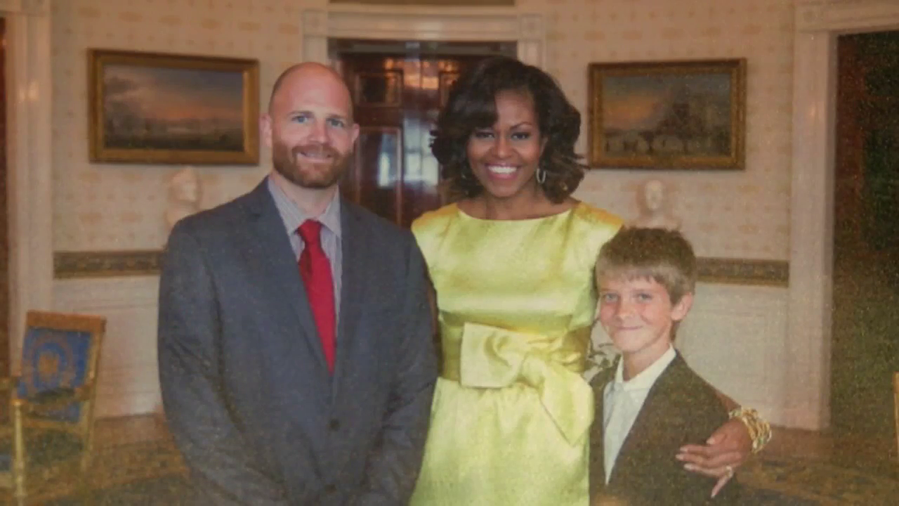 Michelle Obama photo found damaged in St. Joseph restaurant