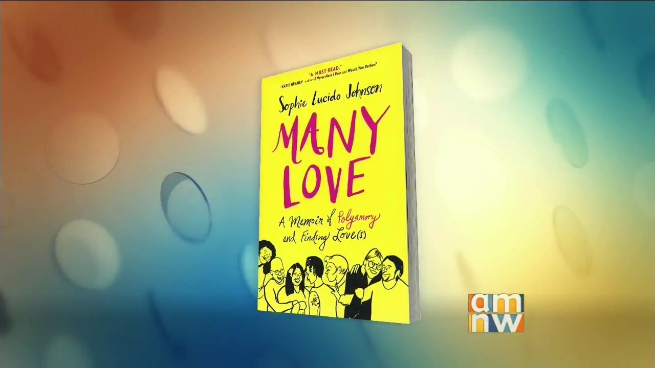 """Many Love"" Author Sophie Lucido Johnson"