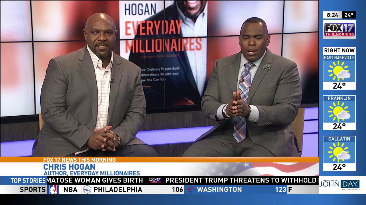 FOX 17 News Town Hall: Everyday Millionaires with Dave