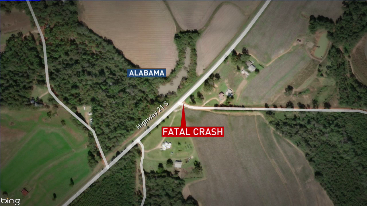 Two killed, two injured in Monroe County crash on AL-21 | WJTC