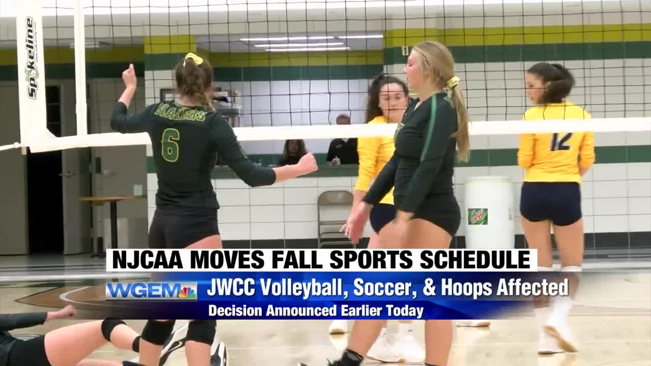 Njcaa Makes A Major Decision On Monday That Will Cause A Major Change In Scheduling This Fall At John Wood Community College