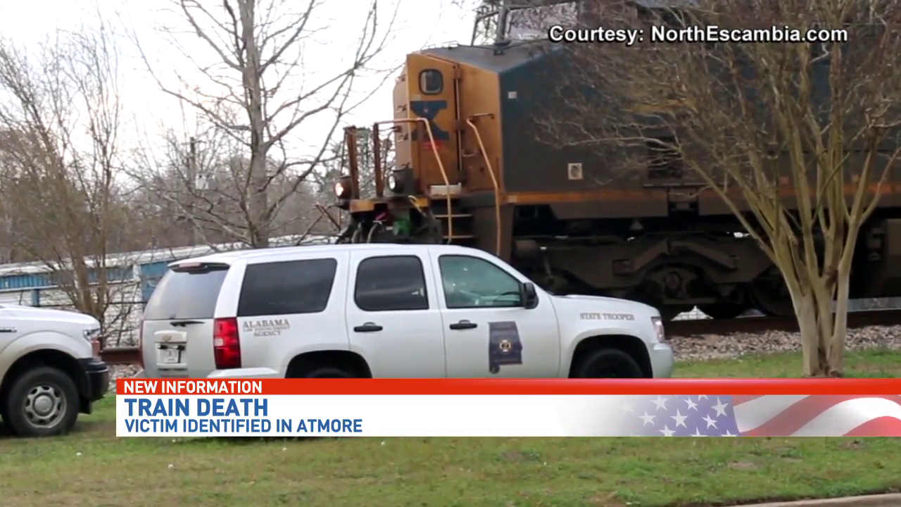 Man killed in Atmore train accident identified