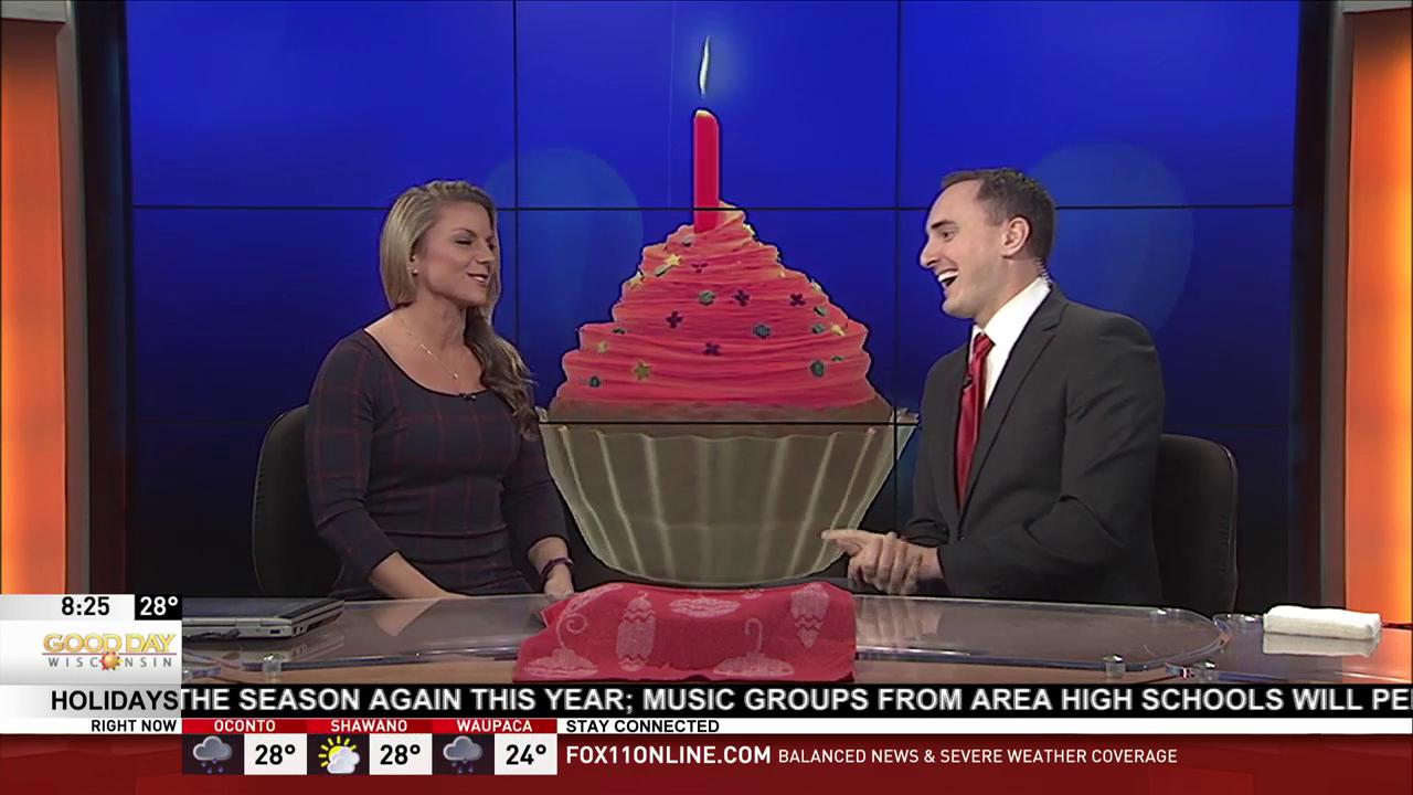 Justin Steinbrinck surprises Lauren Kalil on her birthday