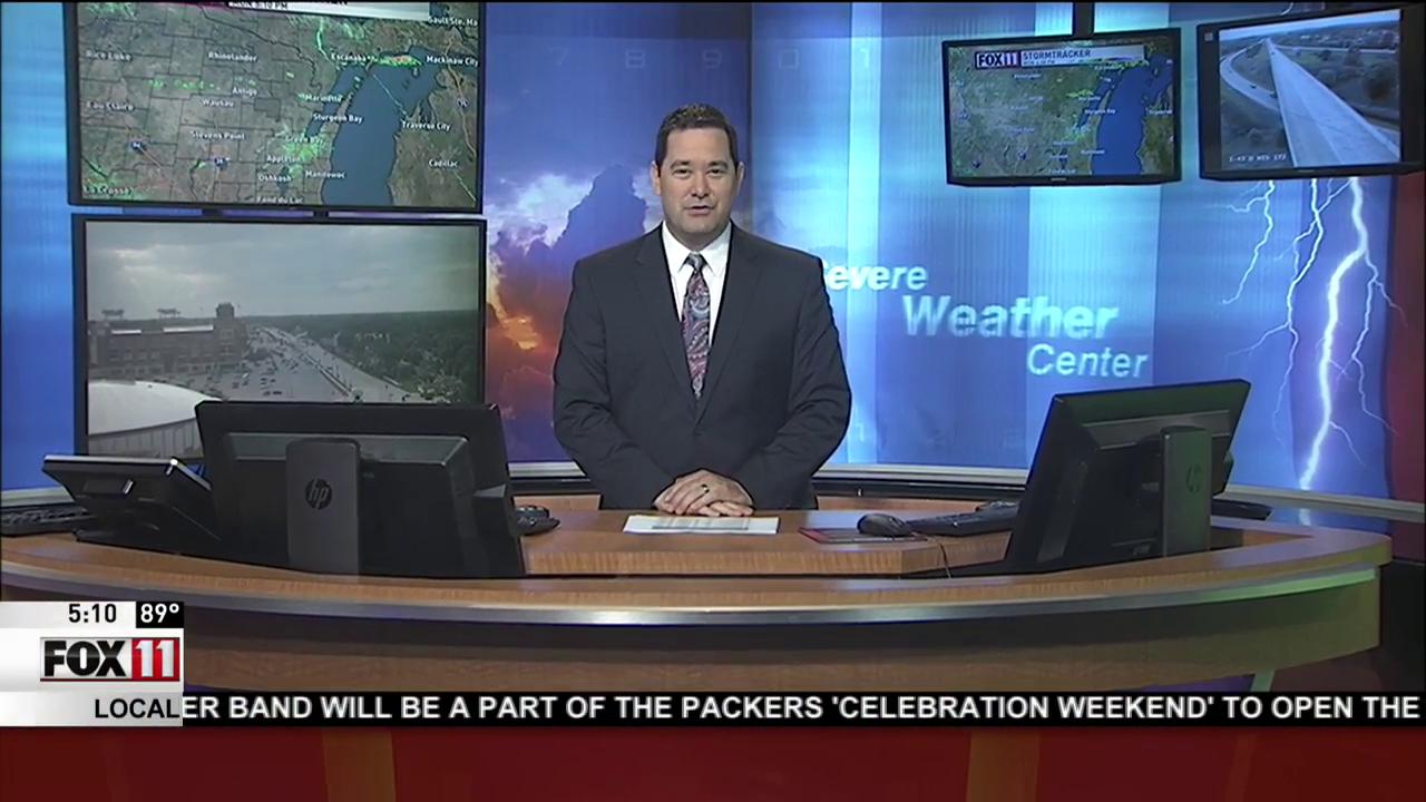 Latest Weathercast
