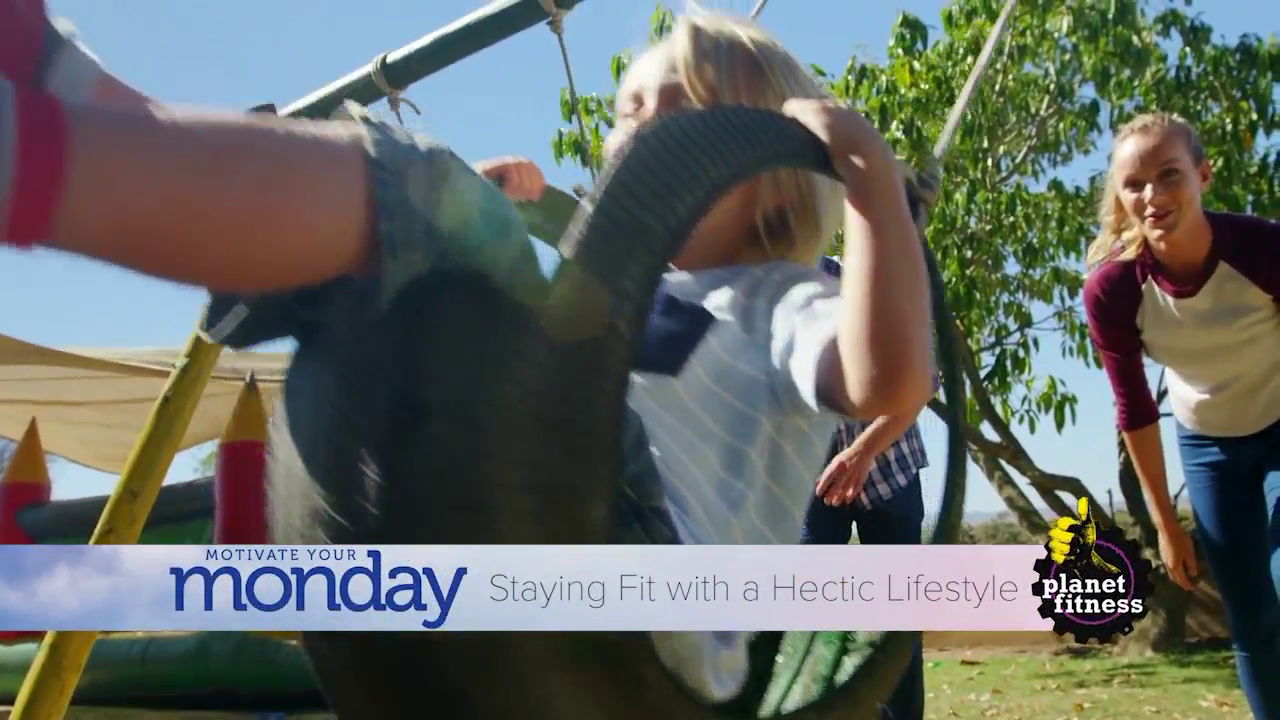 #MotivateYourMonday: Staying fit with a hectic lifestyle