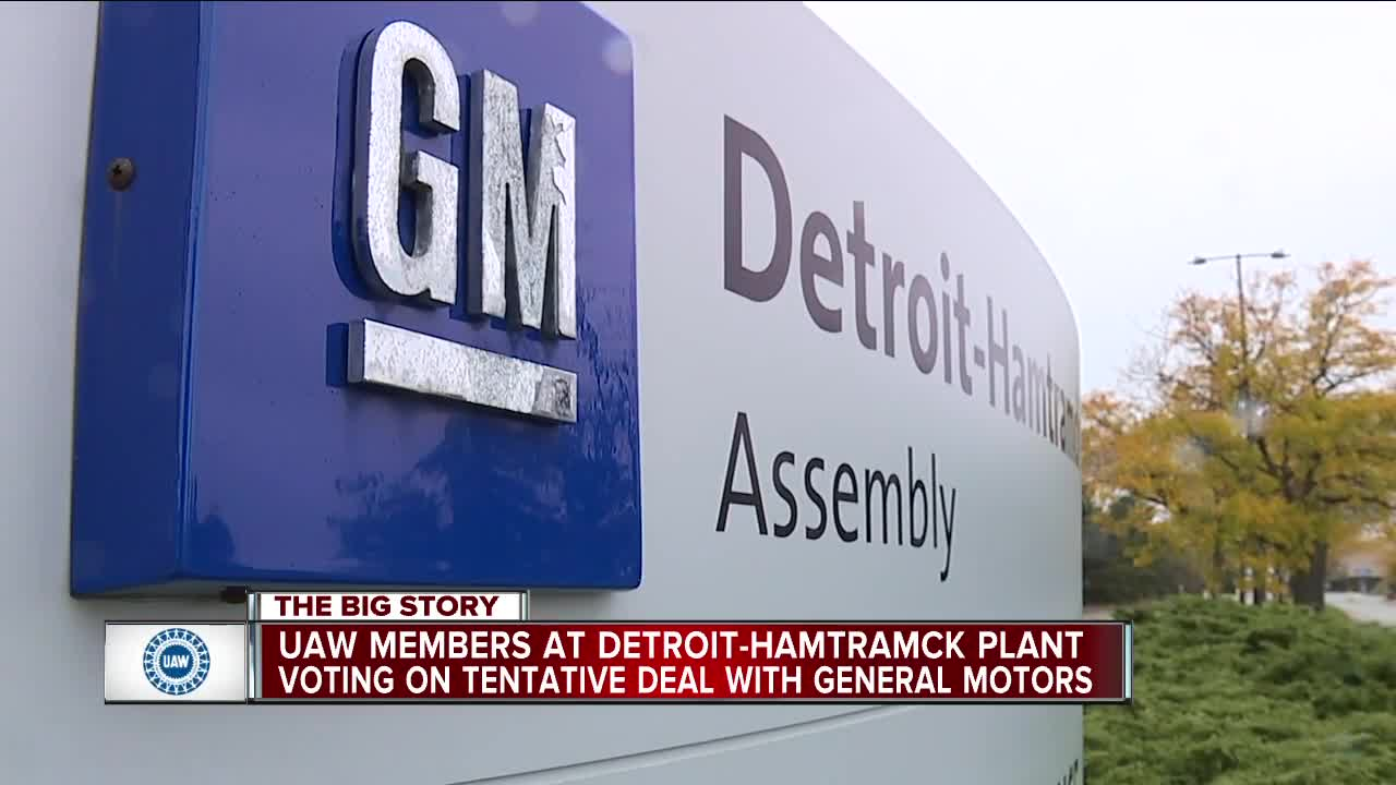 UAW at GM's Parma Metal Center approve contract after national monthlong strike