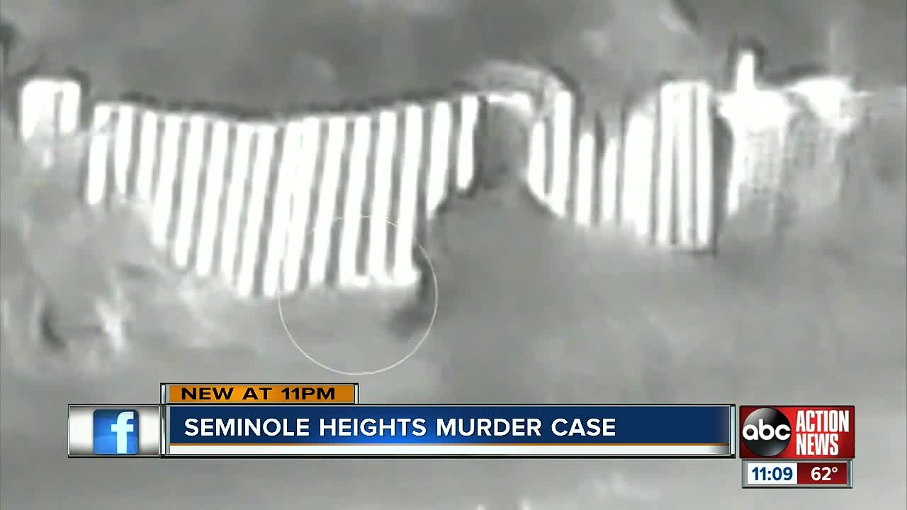 Seminole Heights Killer Case: Donaldson's ex-girlfriend says 'I