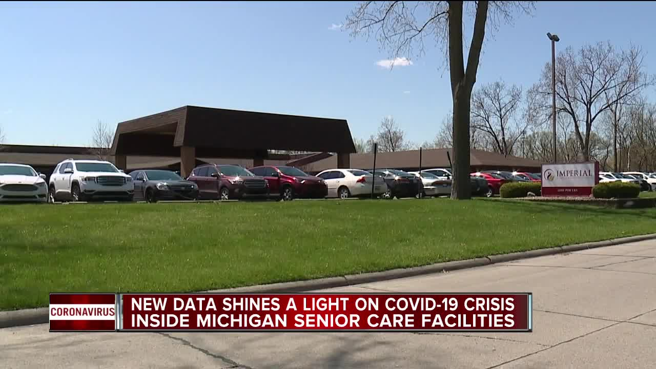 Over 4,400 cases of COVID-19 in Maryland nursing homes, 471 deaths