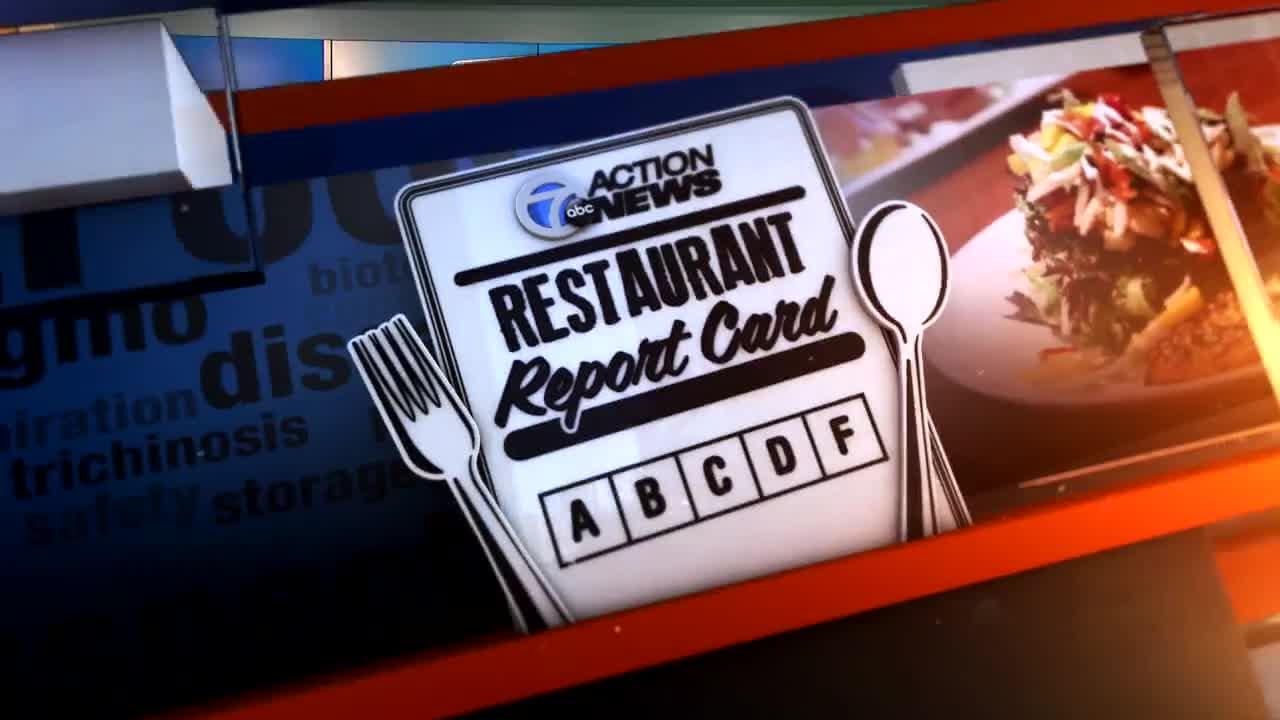 Restaurant Report Card We Visit 3 Restaurants In Troy