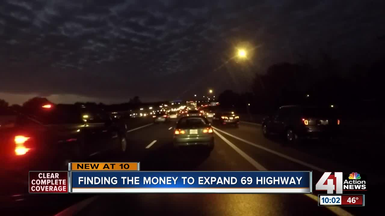 Overland Park Considering Tolls To Help Pay For US Route