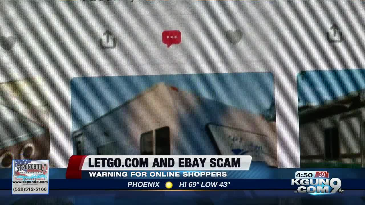 Letgo Com And Ebay Motors Crooks Scam Tucson Man Out Of 800