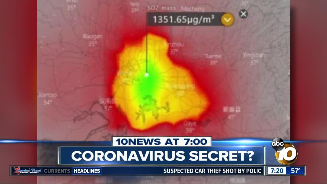 coronavirus 4chan
