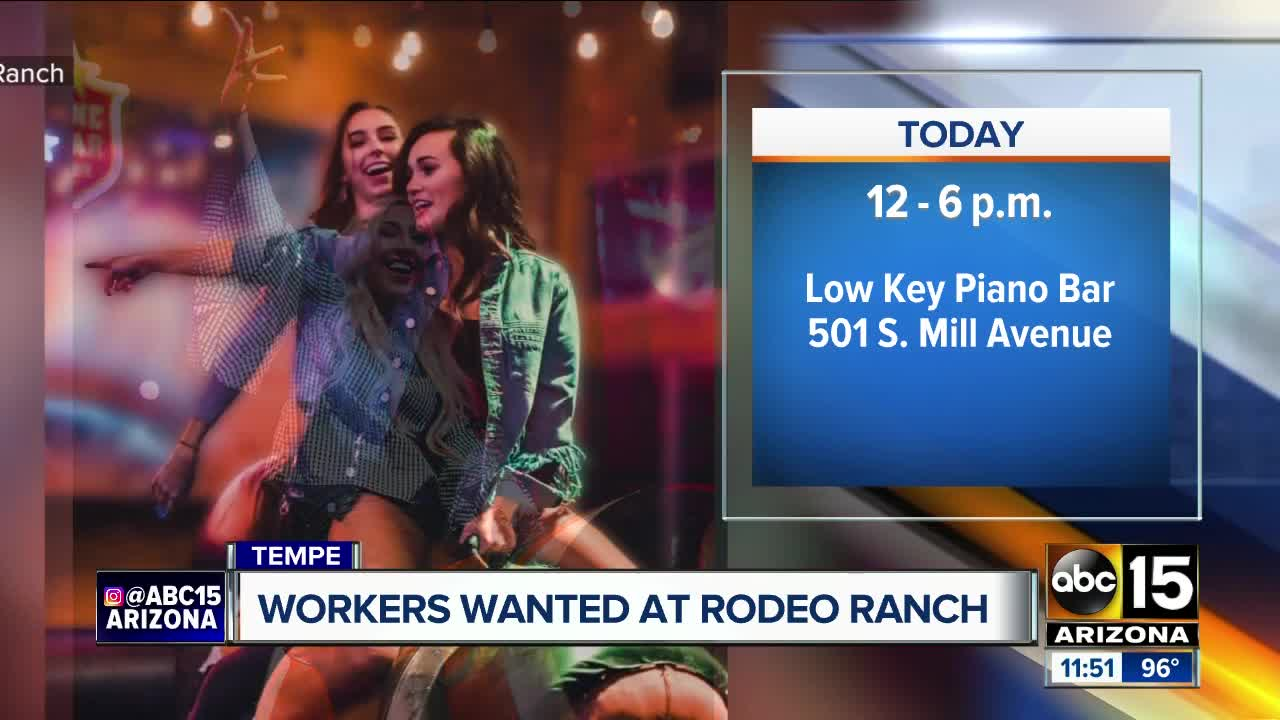 NOW HIRING: 8 places looking for workers in the Valley (7/15)
