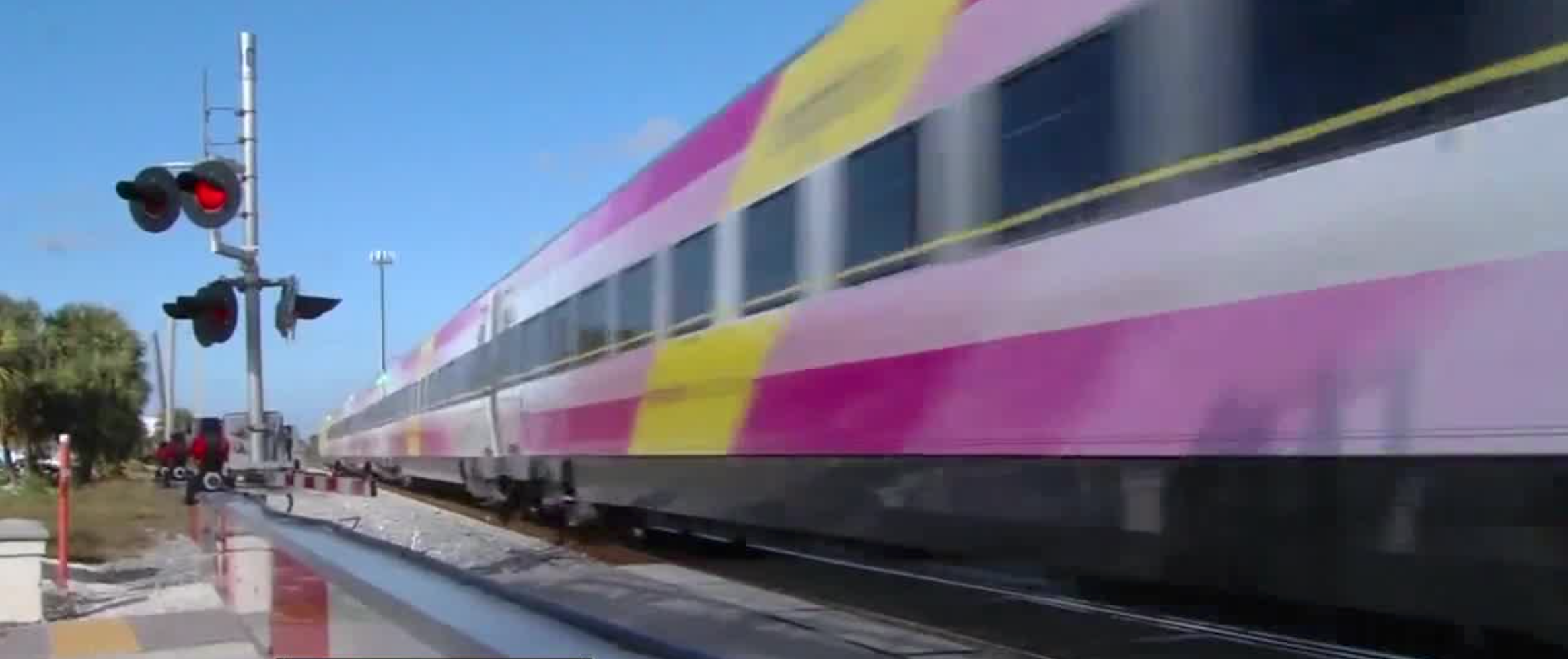 High-speed train to California back on track, construction