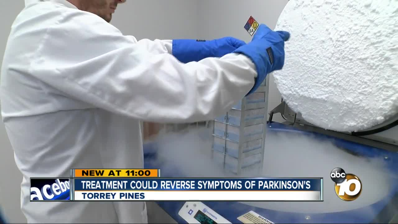 Breakthrough clinical trial could reverse symptoms of Parkinson's