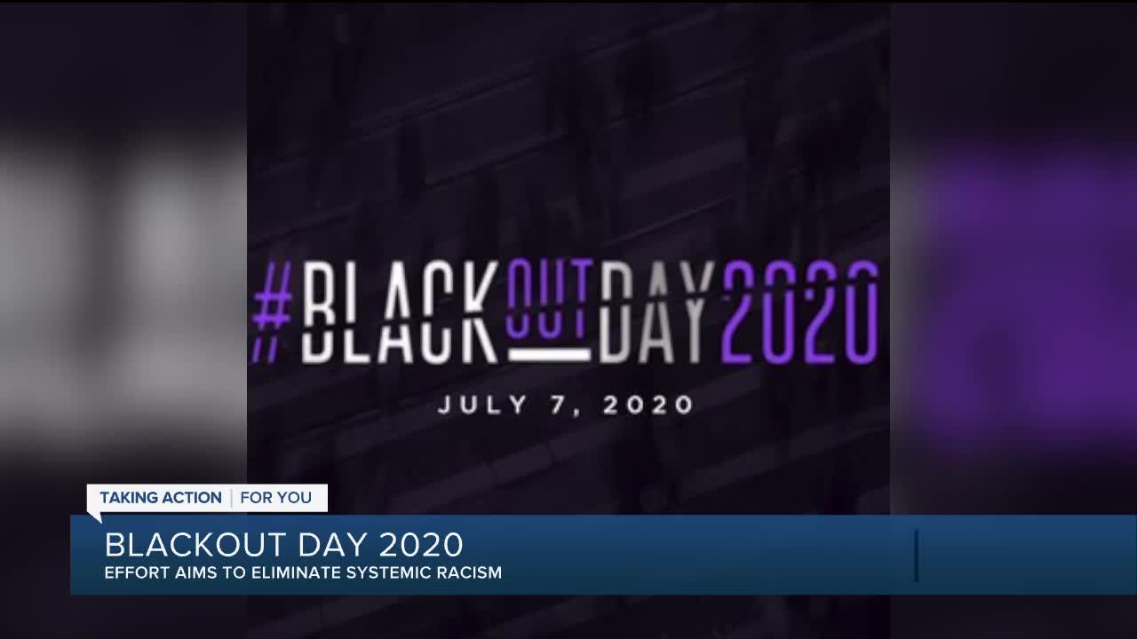 Here's everything to know about Blackout Day 2020