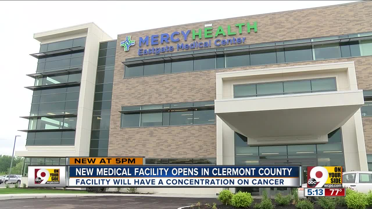 New Eastgate Mercy Health center to offer advanced cancer care