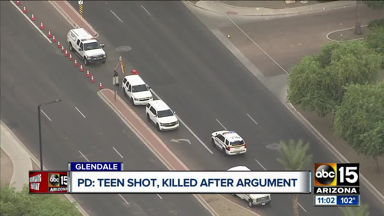PD: One dead, one hurt after shooting near 75th Ave/Glendale