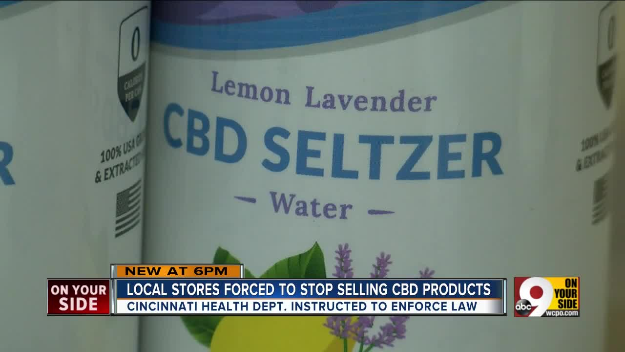 CBD oil crackdown hits Findlay Market retailers