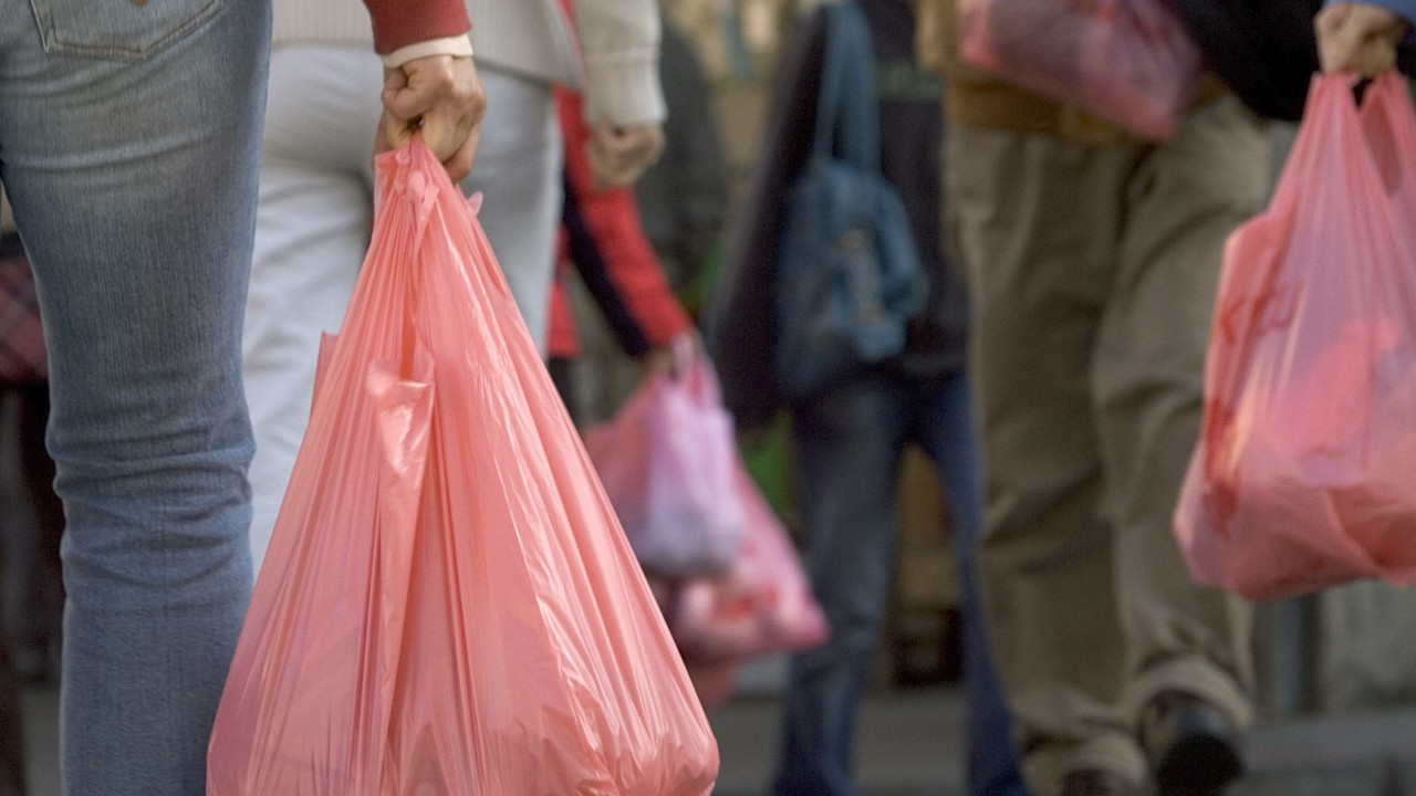 Enforcement begins on NY's plastic bag ban