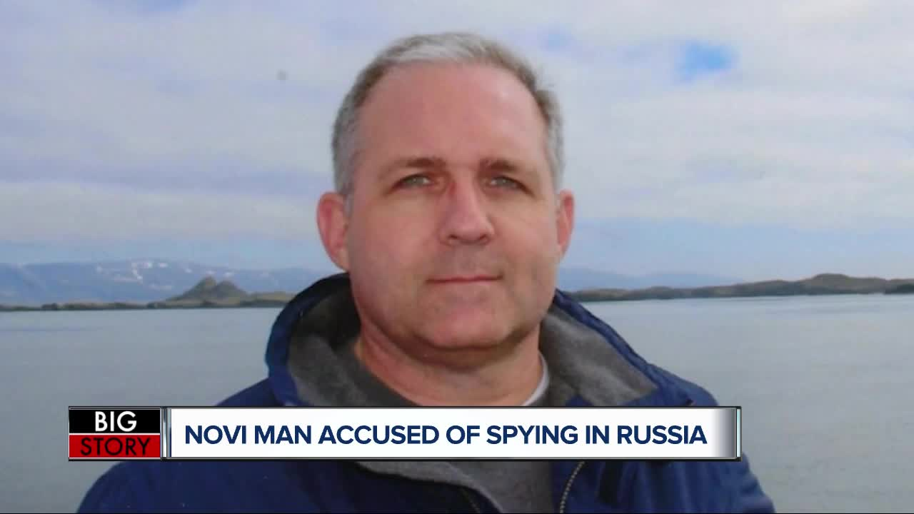 US Citizen Arrested in Russian Federation  on Spying Charges