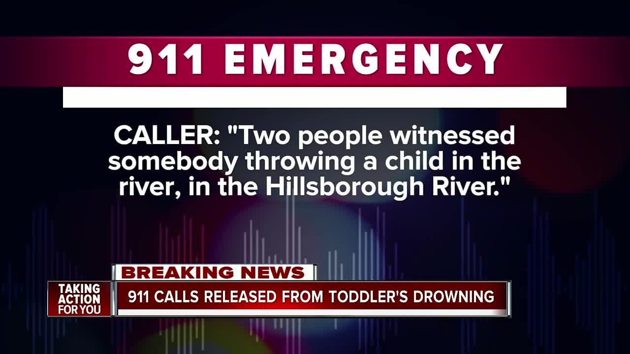 Tampa Police release 911 call related to homicide of 4-year