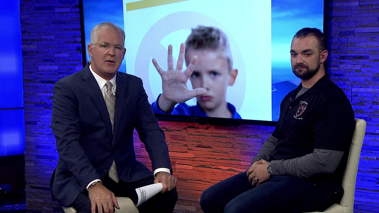 Stranger Danger: Talking to your kids about staying safe from strangers