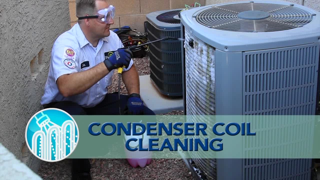 Summer is close! Time to tune up your A/C with Precision Air