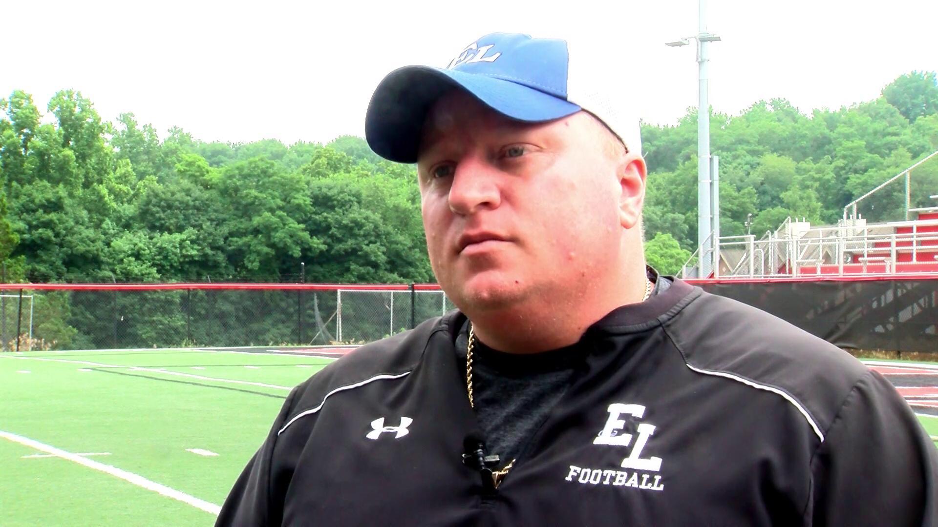 Coach Josh Ludwig