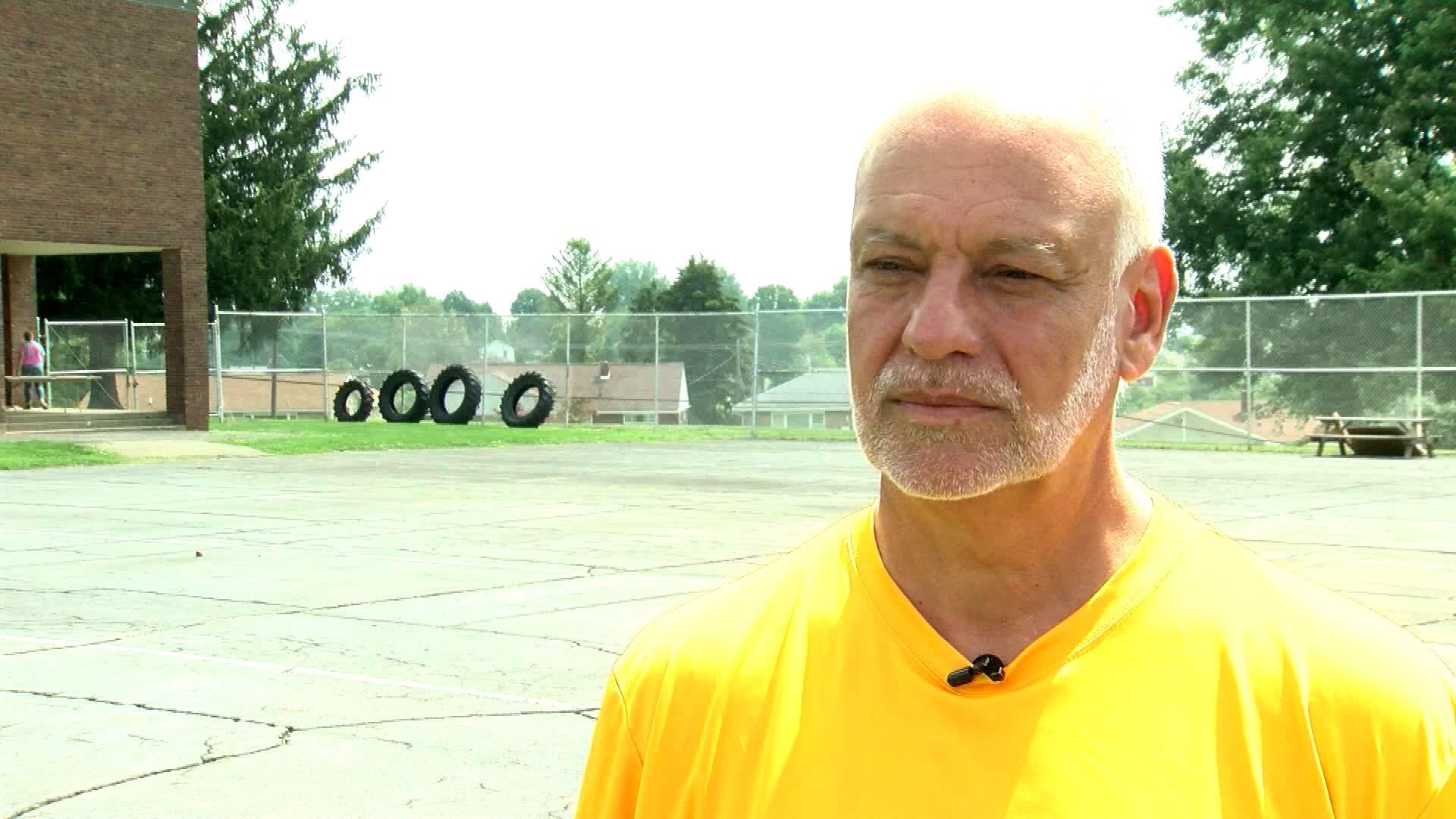 Coach Tony Agresta