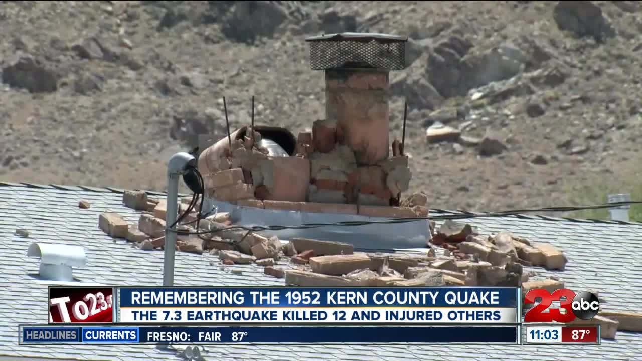 1952 Kern County earthquake