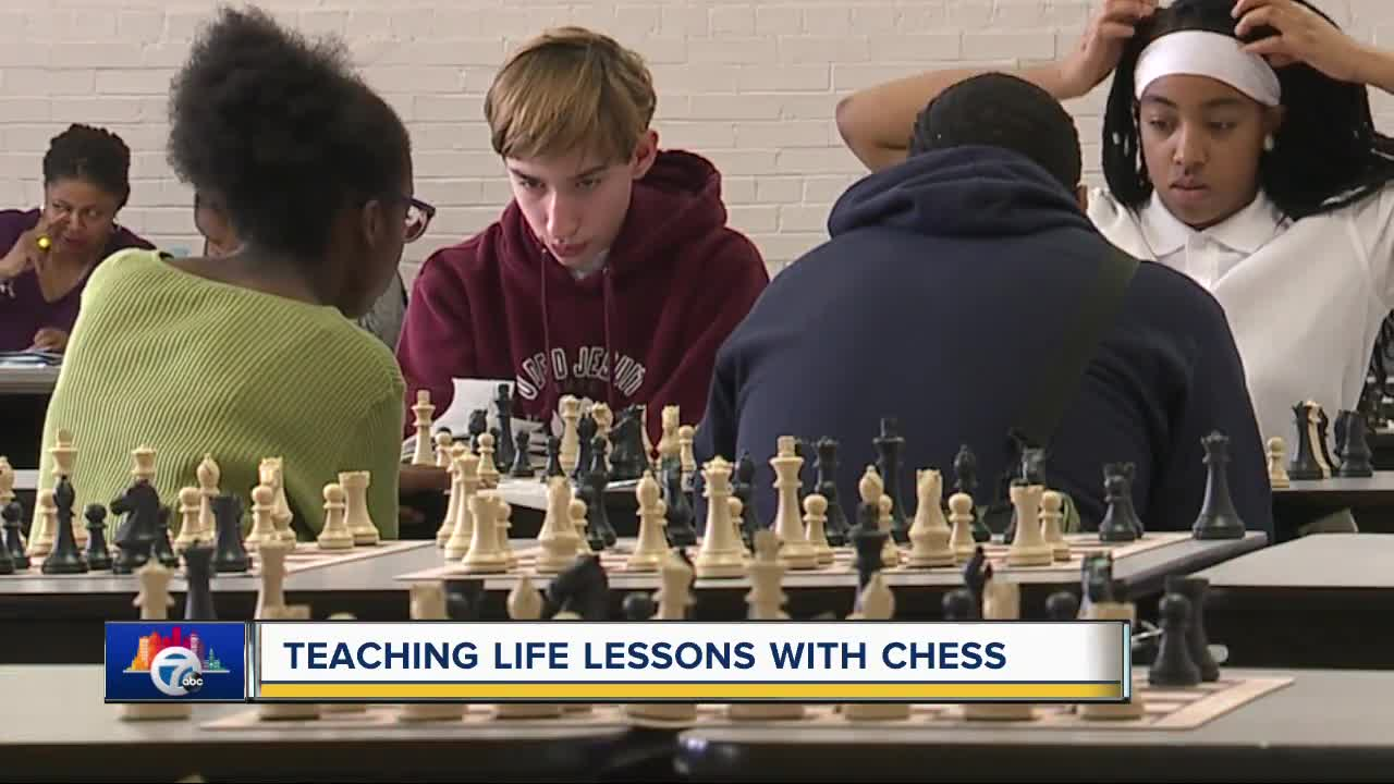 Detroit Chess Club Coach Kevin Fite Is Creating Future