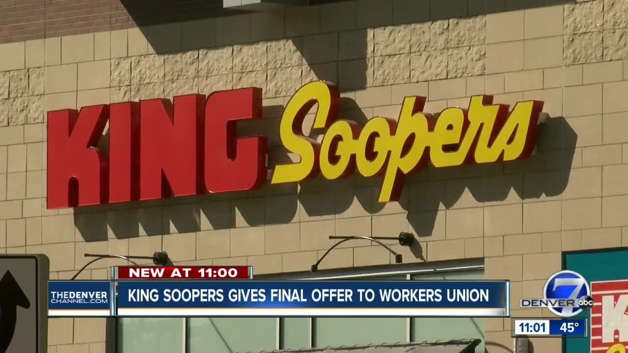 King Soopers/City Market, union reach tentative deal to avoid