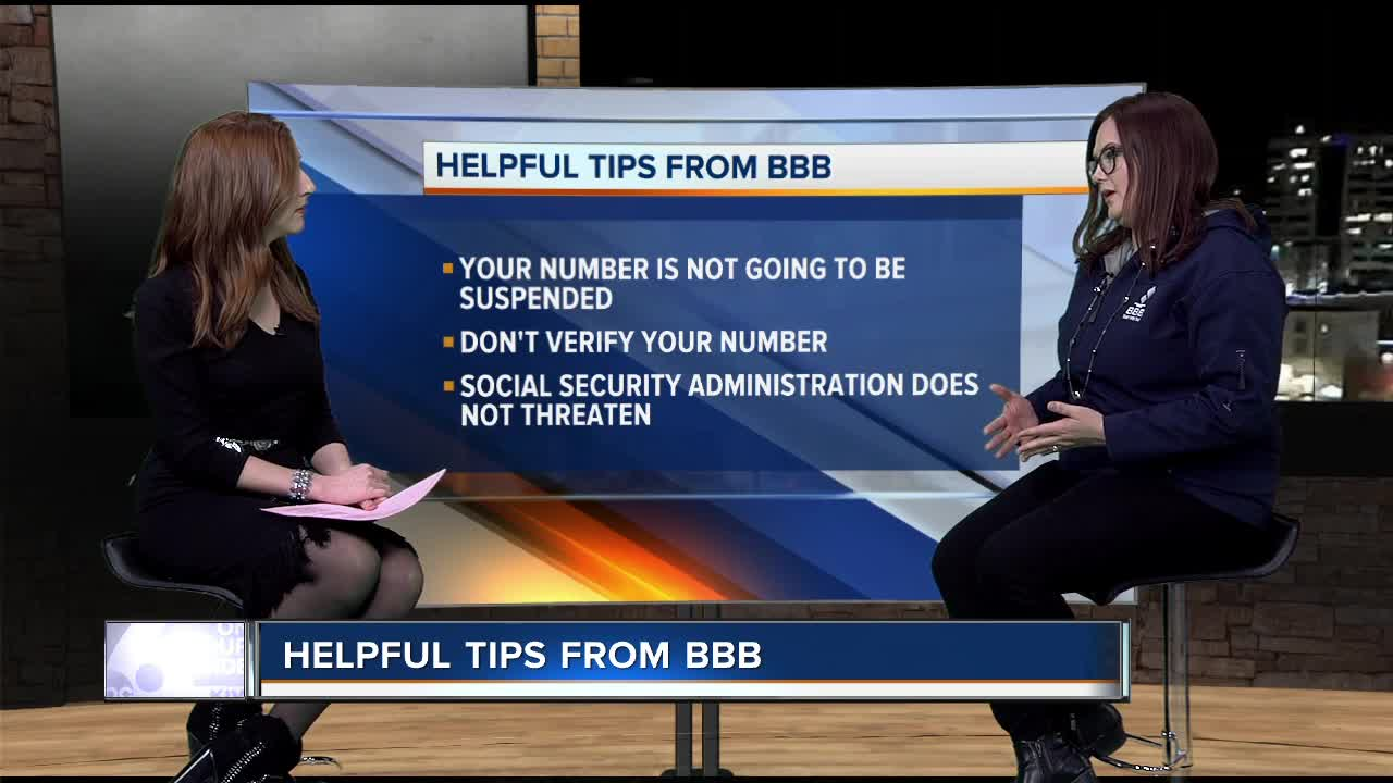 BBB Scam Tracker sees increase in Social Security phone