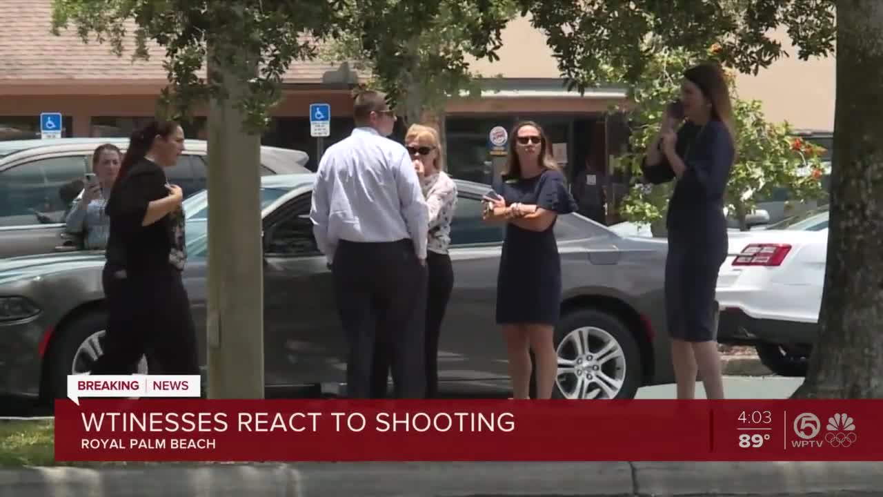 Shooter, two others dead in Florida Royal Palm Beach supermarket shooting